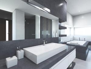 projekt łazienki - Ola i Rafał