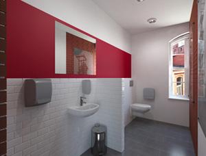 Koncepcje toalet – wnętrza prywatne