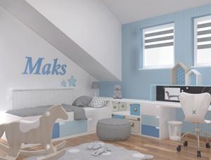 pokój Maksa